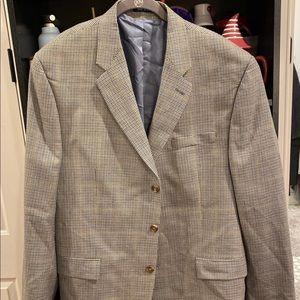 Men's blazer jacket suit
